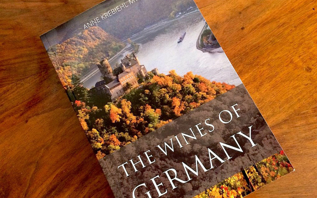 The Wines of Germany, par Anne Krebiehl MW